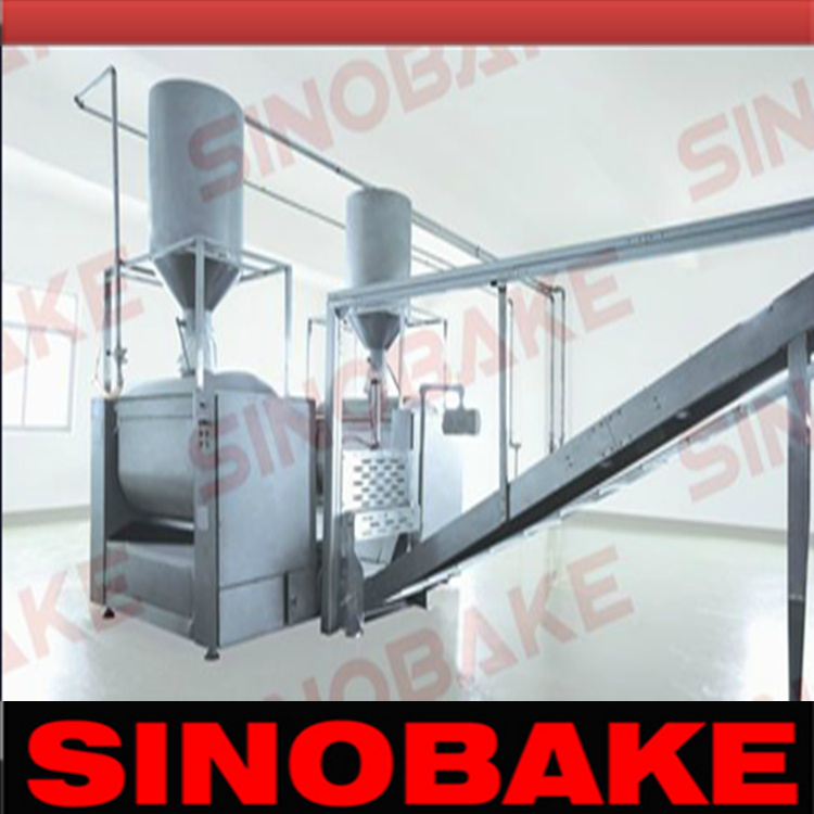 Horizontal Dough Mixer for Biscuit Machine