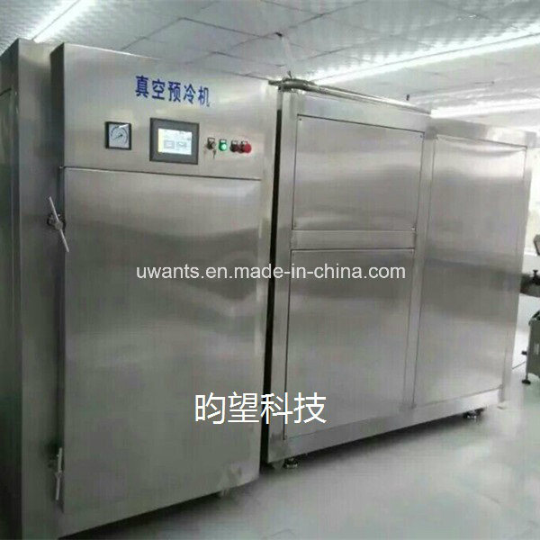 Quick Vacuum Cooling Machine for Food Process pictures & photos