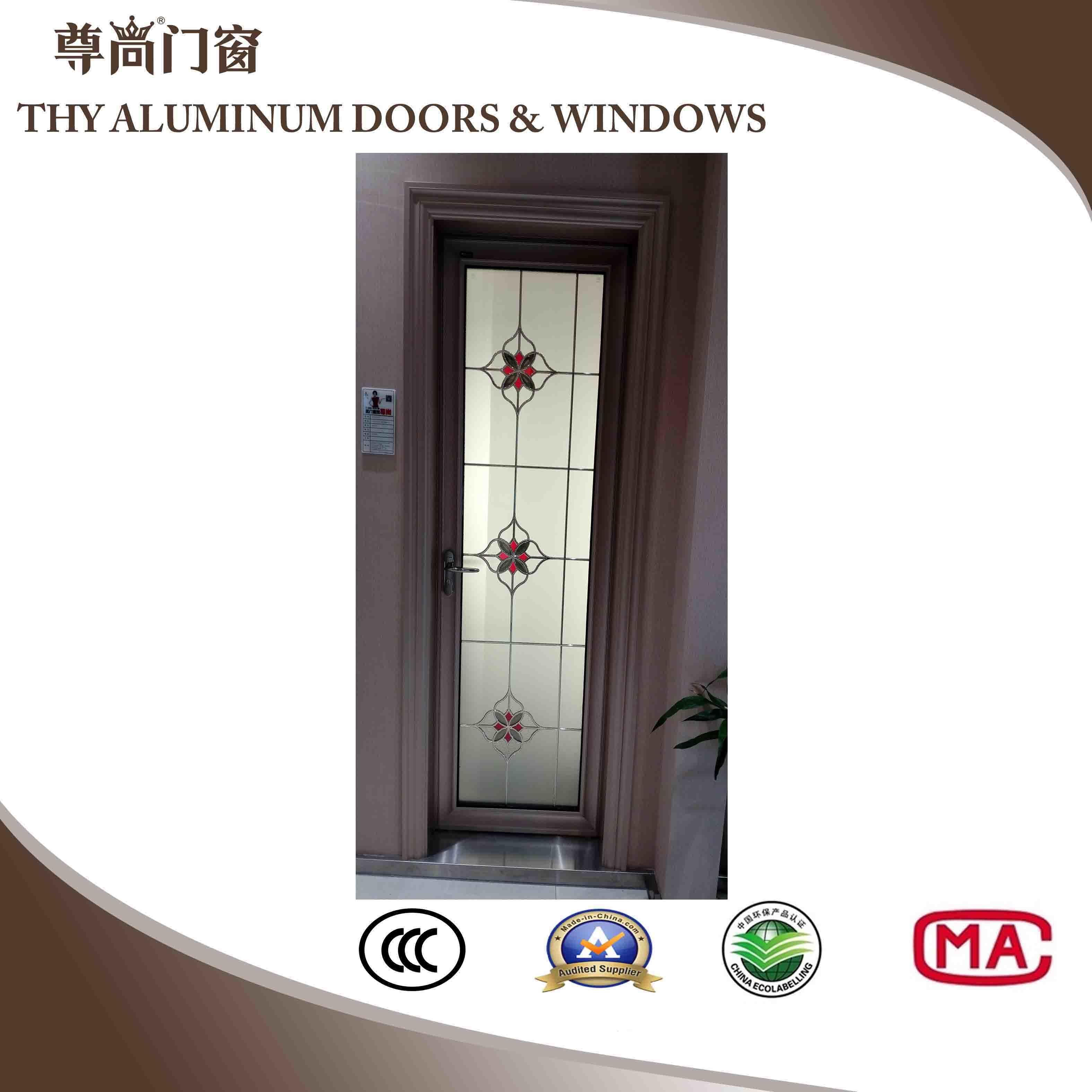 China 2019 New Style Aluminium Window Door For Aluminum