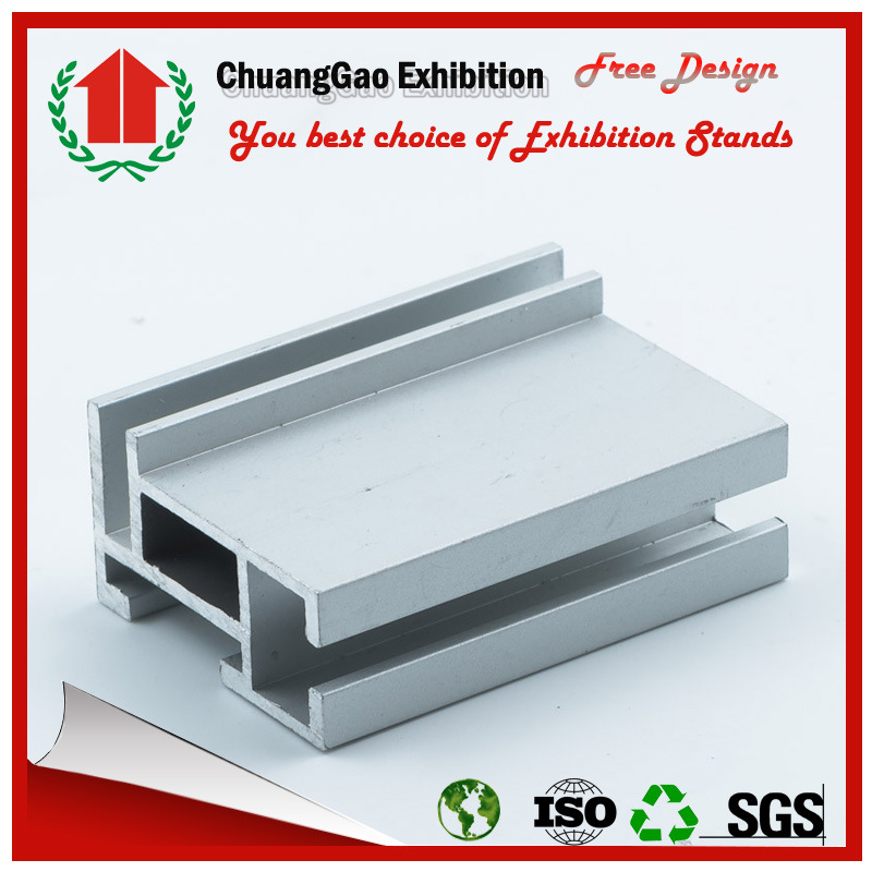 Exhibition Stand with Tension Fabric Frame Display Booth