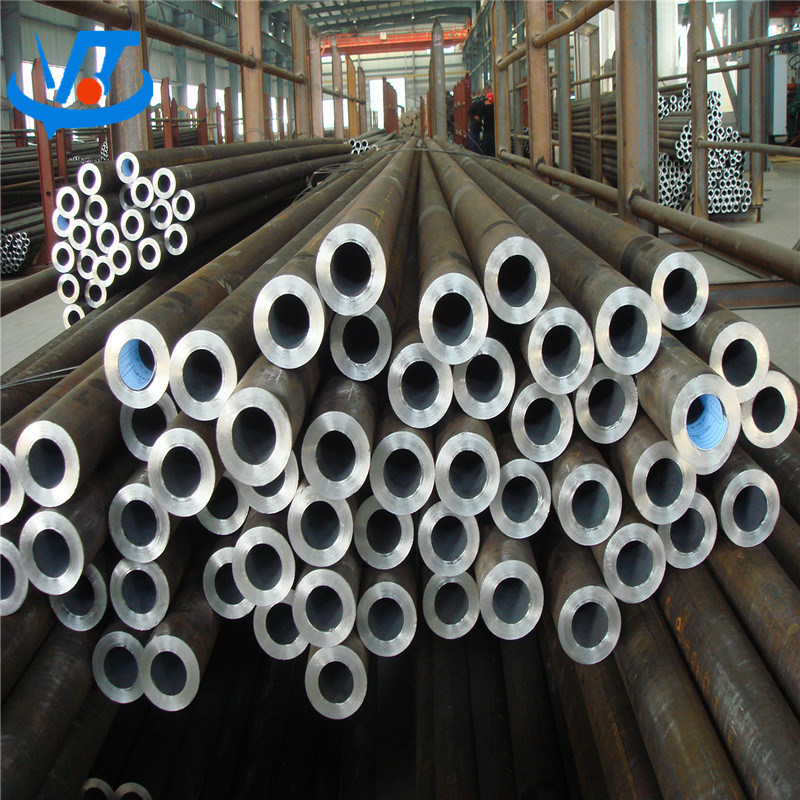 DIN 2448 St35.8 ASTM A139 Gr. B Seamless Carbon Steel Pipe/Tube Price pictures & photos