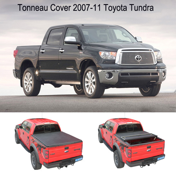 Toyota Tundra Bed Cover >> Hot Item Undercover Truck Bed Cover For 2007 11 Toyota Tundra