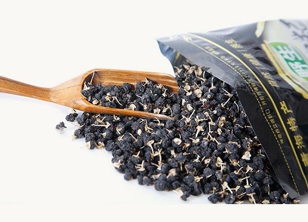 Chinese Black Goji Berry Chines Dried Black Goji Berry Nop