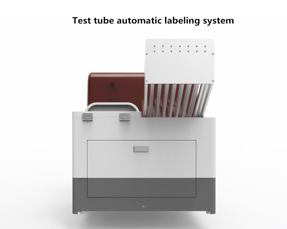 China Medical Automatic Test Tube Labeling Tools/Machine Photos