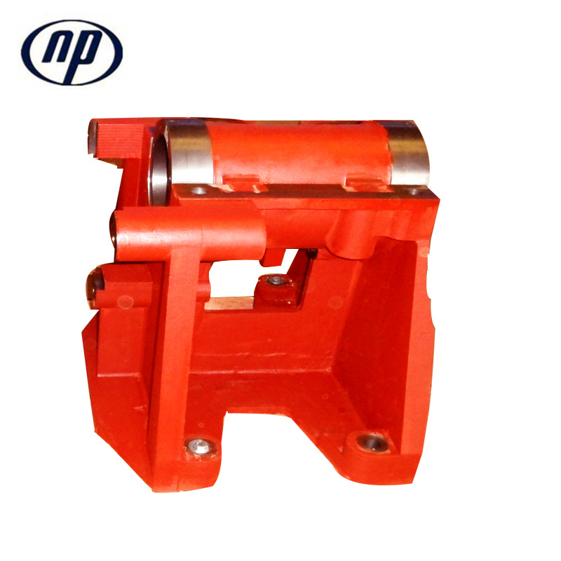 [Hot Item] Customized Cast Iron Ht200 Slurry Pump Parts Base  (E003/B003/C003/D003/F003/G003)