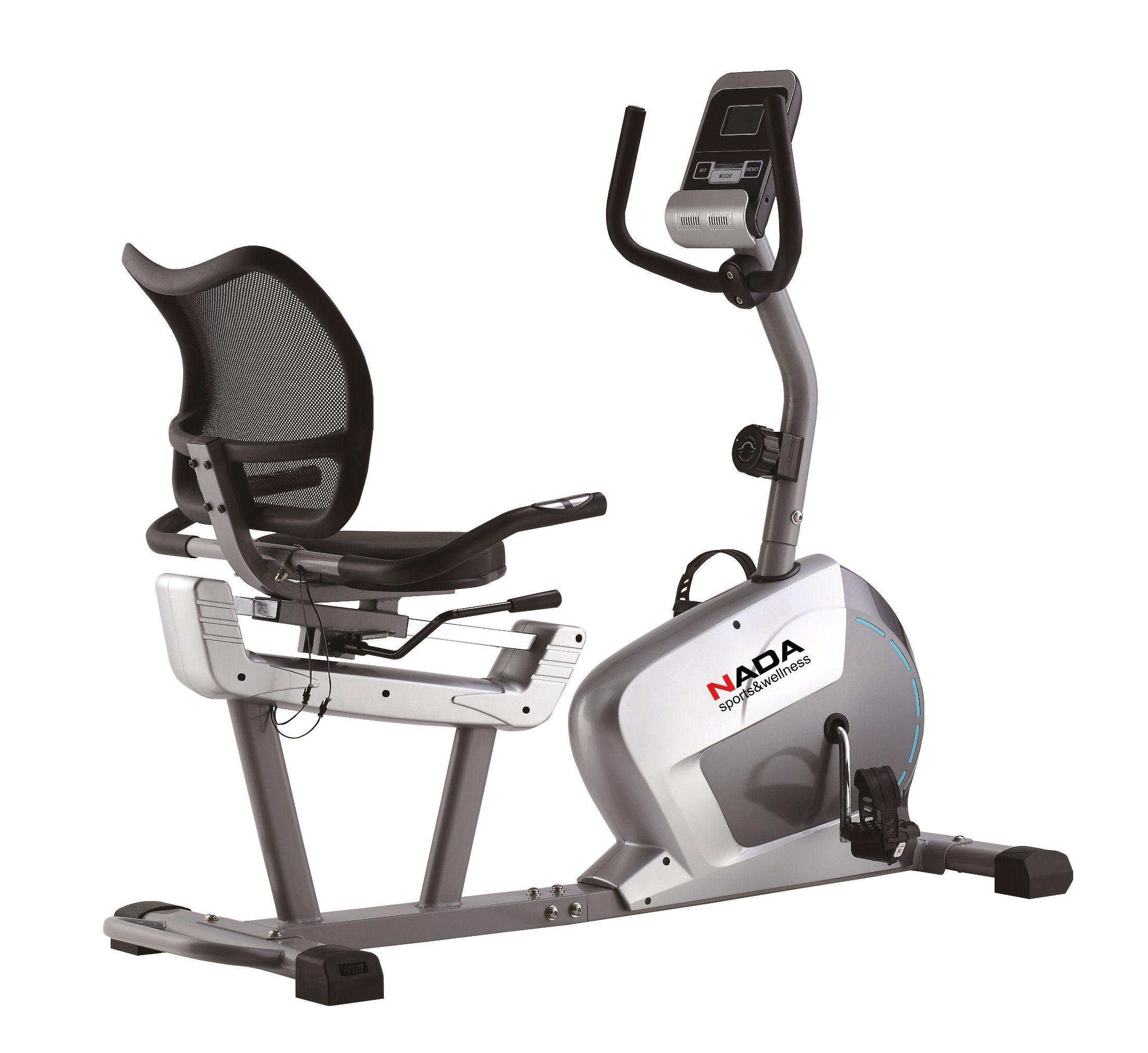 [Hot Item] Cardio Fitness Equipment Exercise Bike Magnetic Resistance Bike