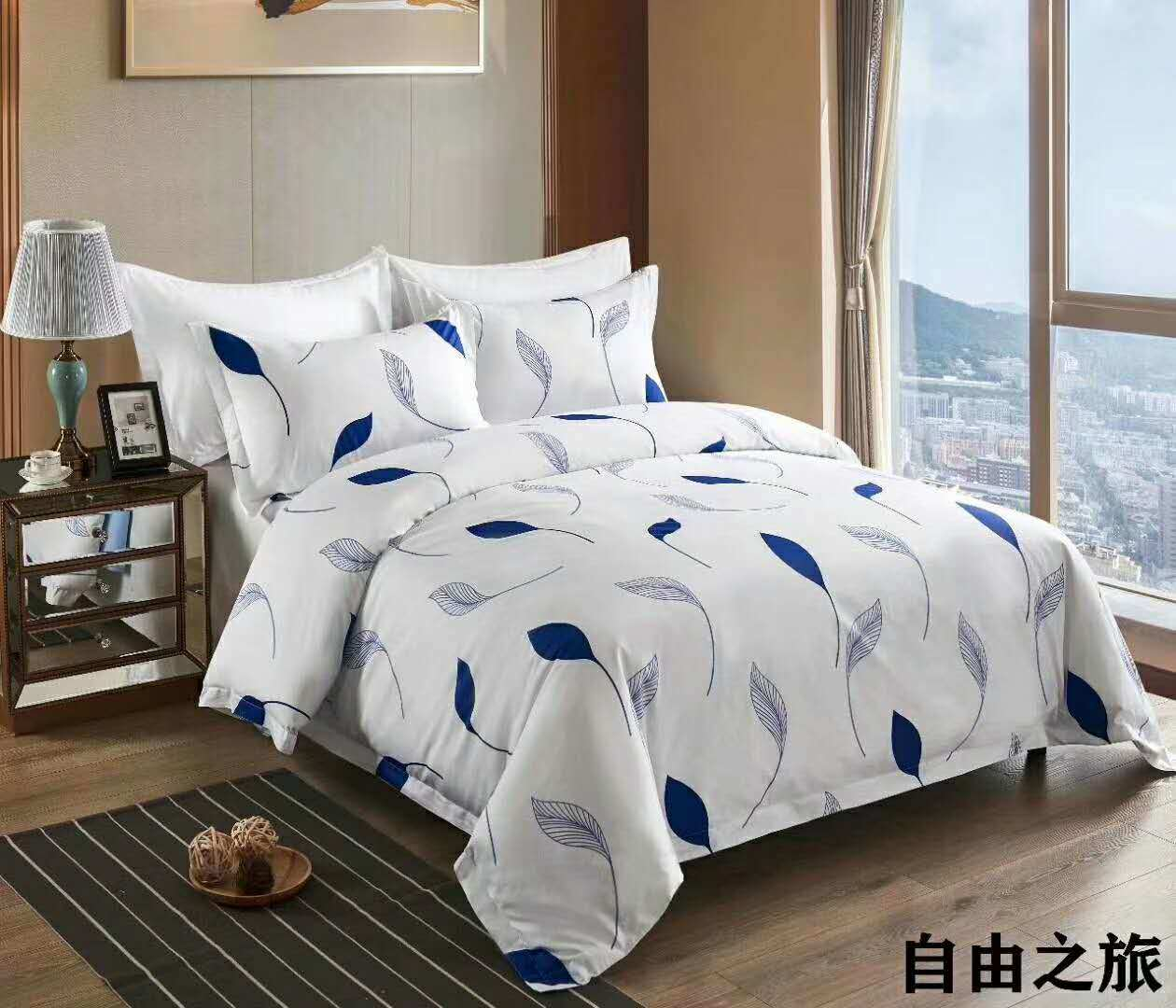 China Shenone 4 Pcs Hotel Linen White King Queen Bedsheet Luxury Bedding Set 100 Cotton Bed Sheet China Queen Bedsheet And White King Queen Bedsheet Price