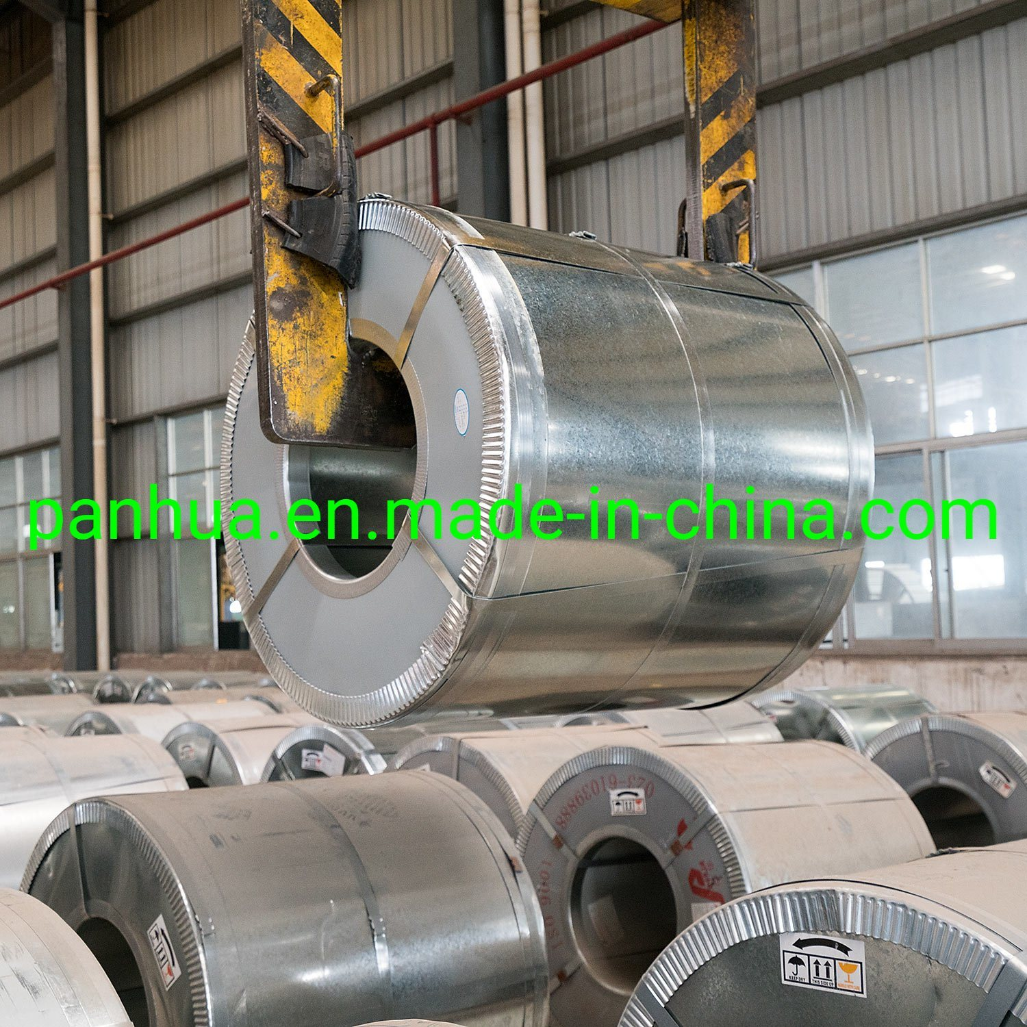 Hot DIP Galvanized Metal Coil/Zn Coated Steel Sheet pictures & photos
