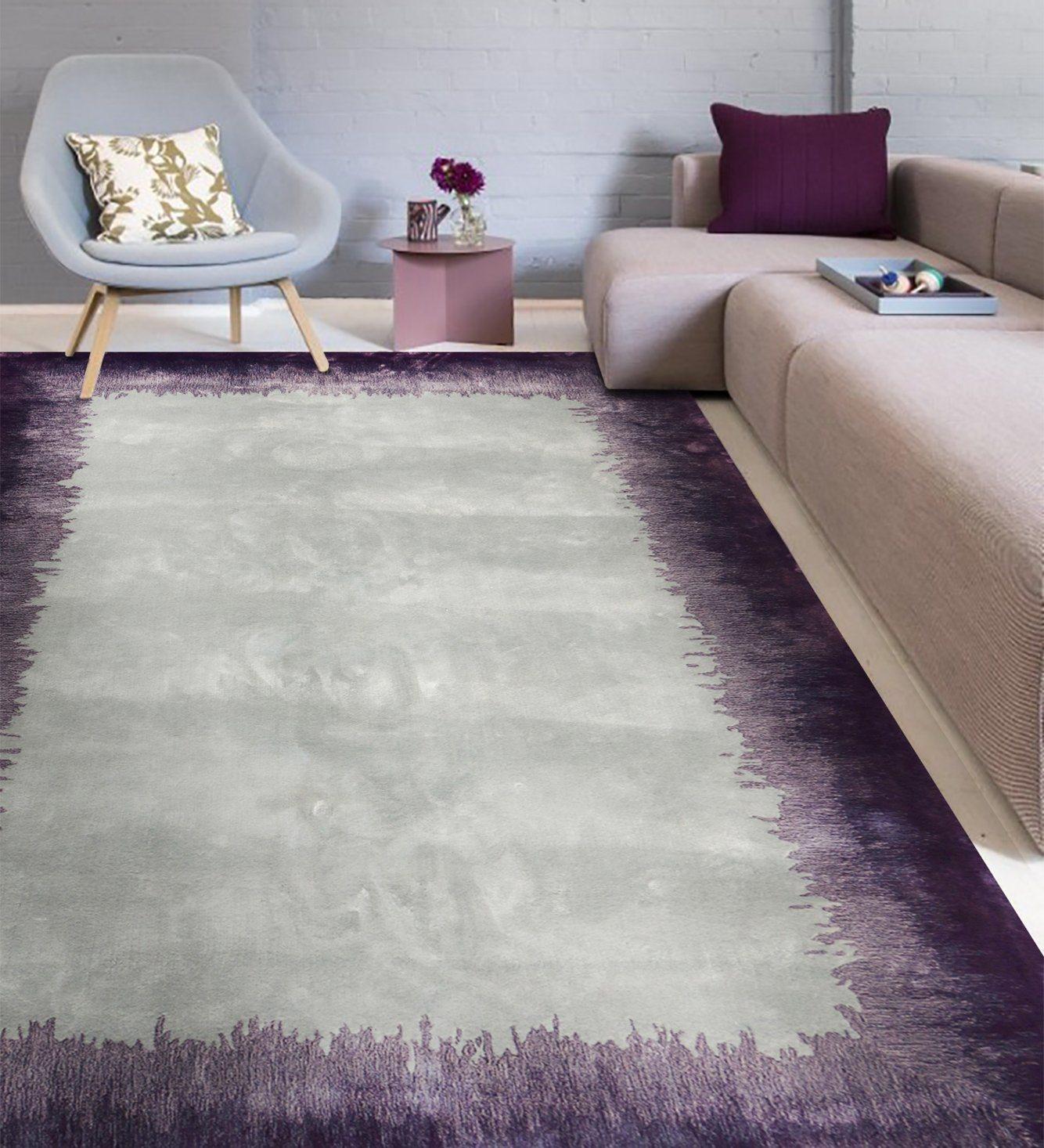 Carpet For Children Room Fashion Modern Ethos Silk Rug 9 12