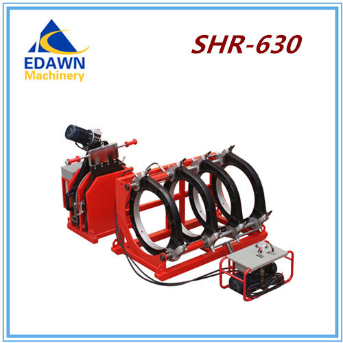 Shr-800 Model Butt Fusion Machine Hydraulic HDPE Pipe Welding Machine pictures & photos