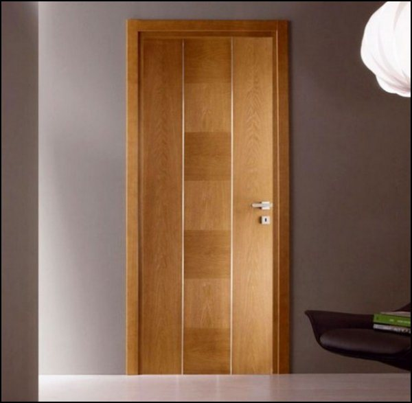 2015 Popular Hotsale Single Wood Door Design Manufacturer In China   China  Modern House Design, Wooden Flush Doors
