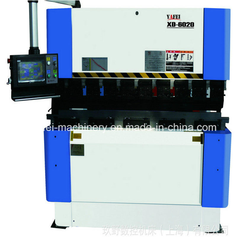 We67k Series Hydraulic CNC Press Brake