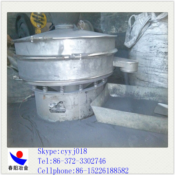 Calcium Silicon Powder Ca30si55 in Anyang pictures & photos