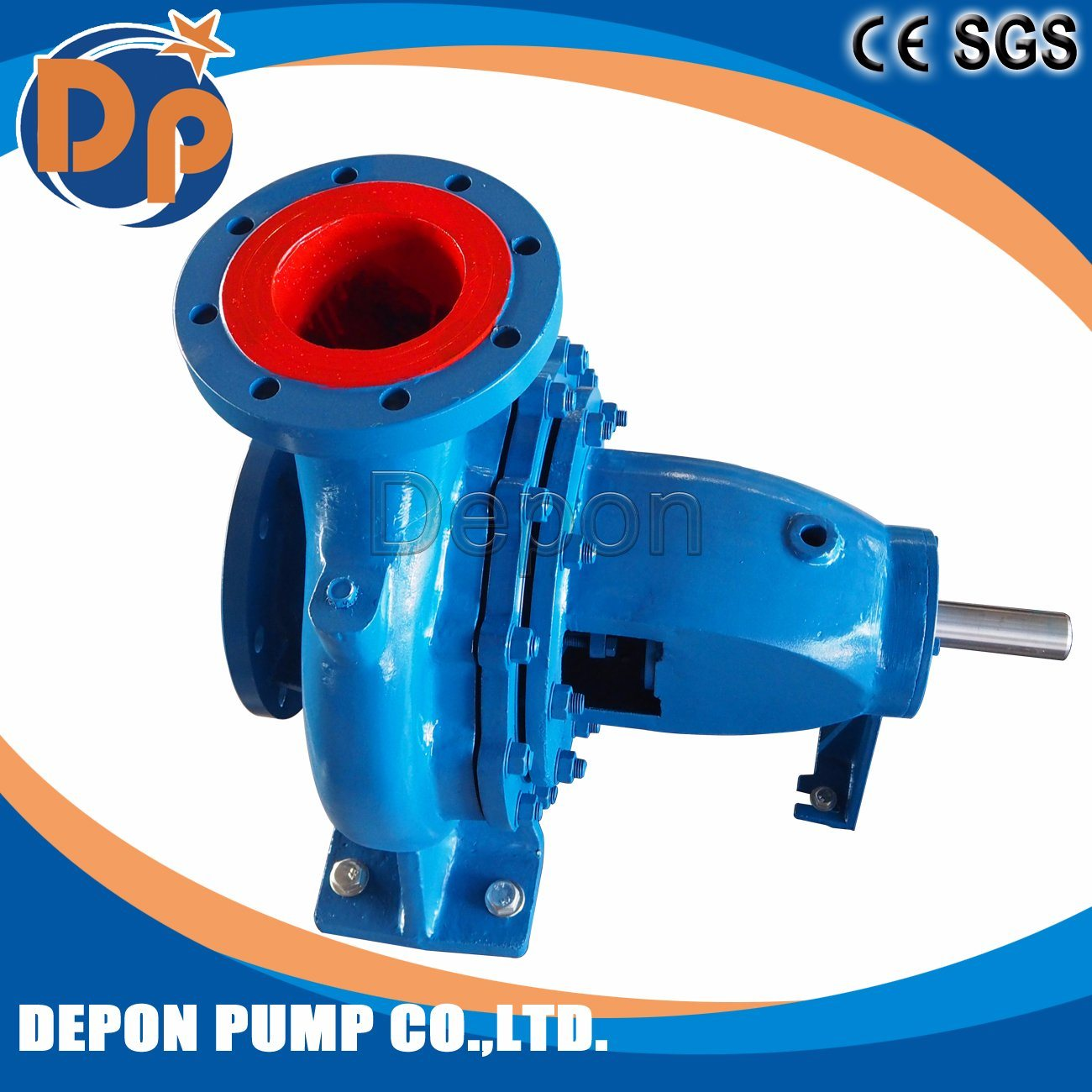 Circulation Water Pumps for Factory and Mining pictures & photos