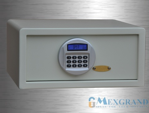 Electronic LCD Hotel Safe for Laptop (EMG250C-4R)