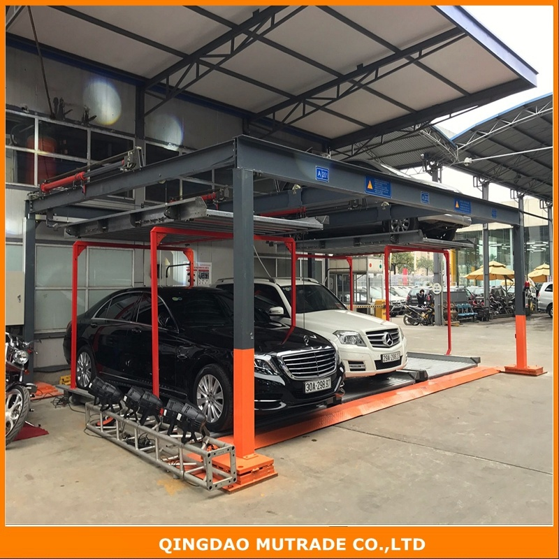 China Automatic Automated Puzzle Lift Car Parking System Price Low