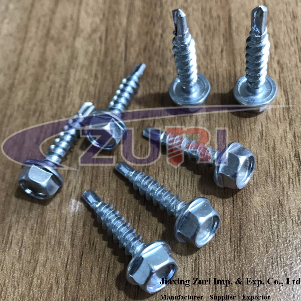 Self Drilling Screw 4.8X25 pictures & photos
