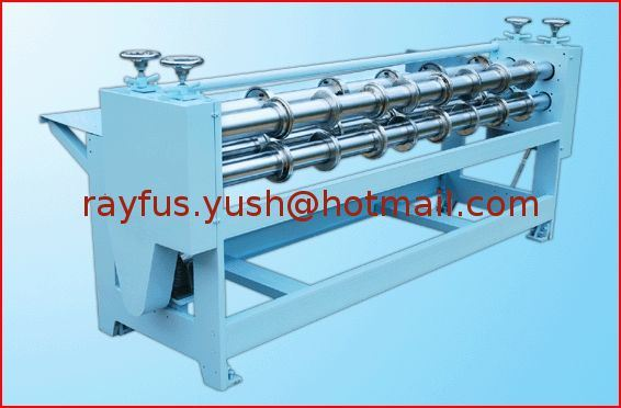 Slitting Creasing Machine for Corrugated Cardboard pictures & photos