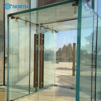 China 12mm Thick Toughened Glass Price For Door China Toughened Glass Tempered Glass For Shower Door