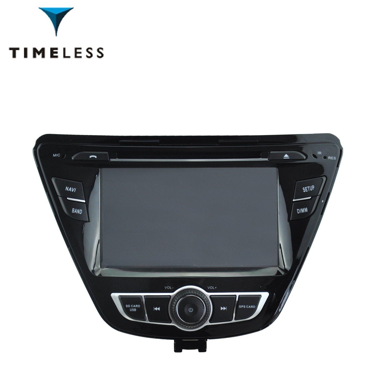 [Hot Item] Andriod 6 0/7 1 Special Car Radio Navigation DVD Player  Accessories for Hyundai Elantra 2014 7