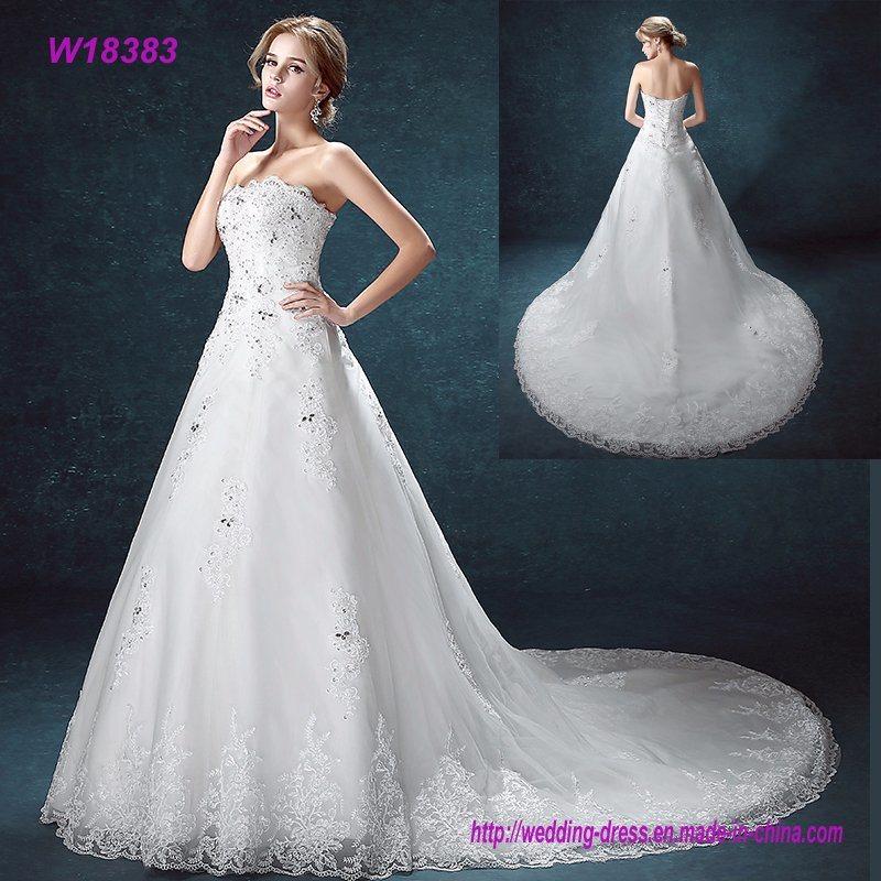 China Princess Plus Size Bridal Gown Wedding Dresses China Wedding