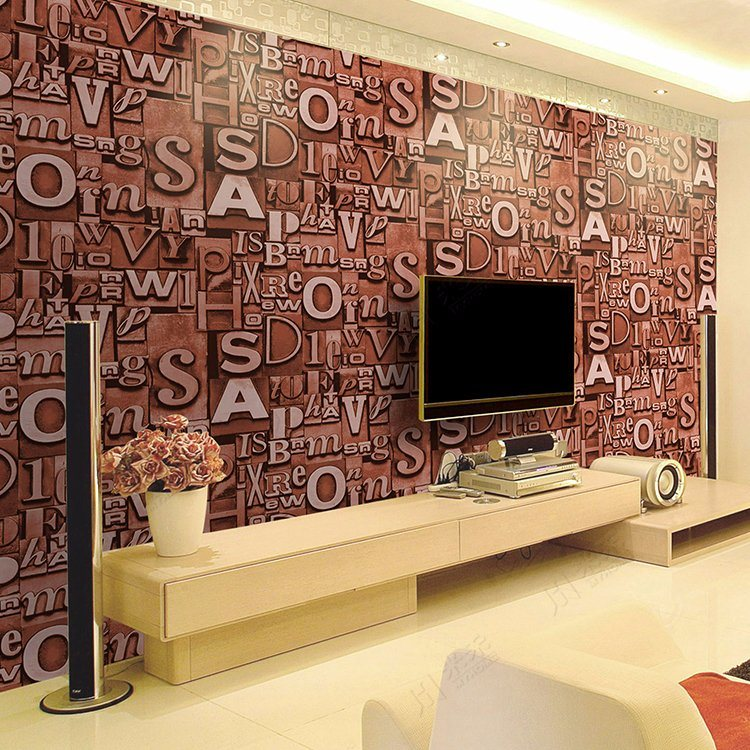 Hot Item 2017 China Price Wall Papers Home Decor Wallpaper Decoration