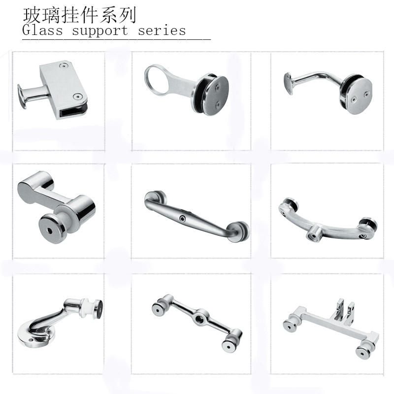 Stainless Steel Railing Handrail Accessories Handrail Glass Support pictures & photos
