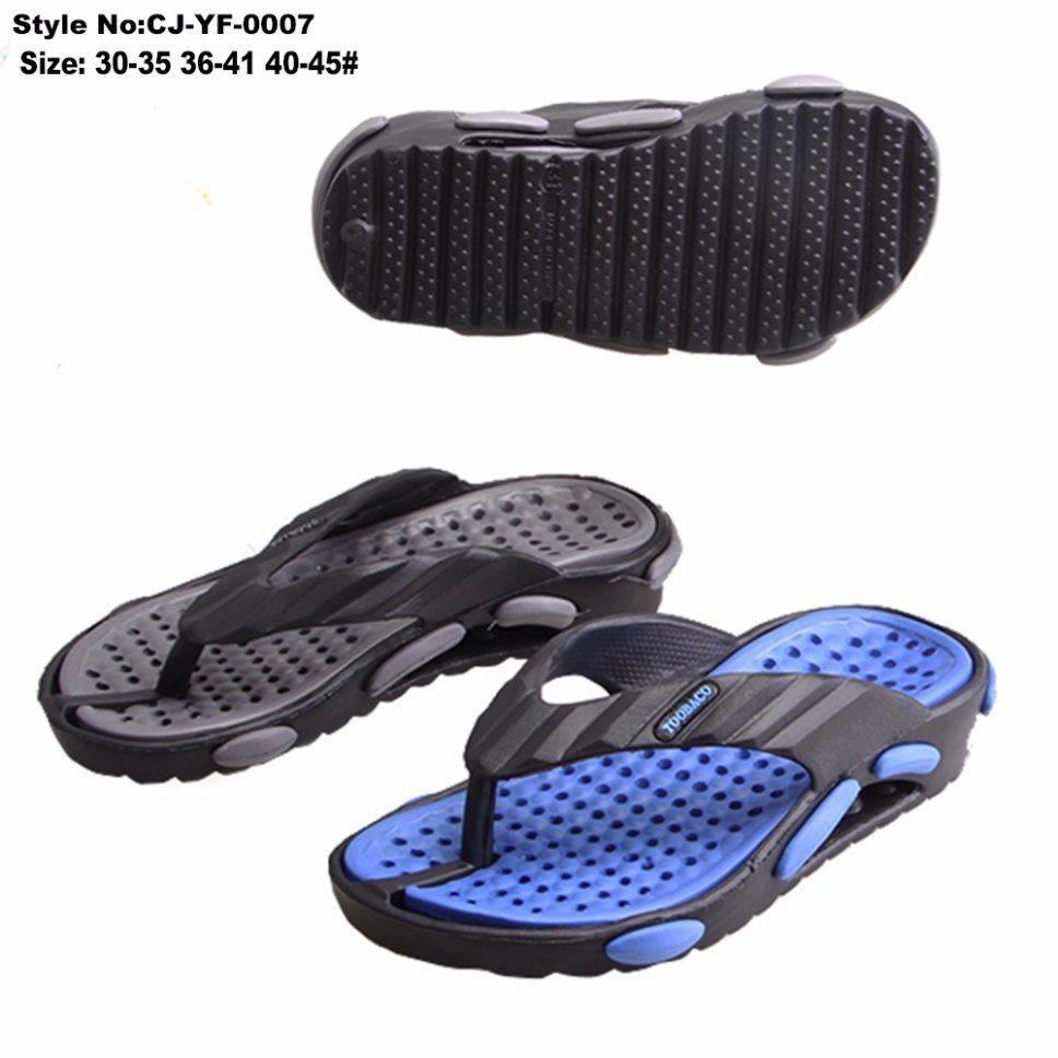 634aa715e96b China Colorful Beach Walk Flip Flops Slippers