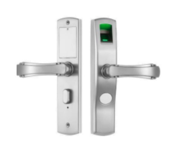 China Abnm Gd303 Indoor Door Key Fingerprint Lock Smart Lock Interior Door Lock Photos Pictures Made In China Com