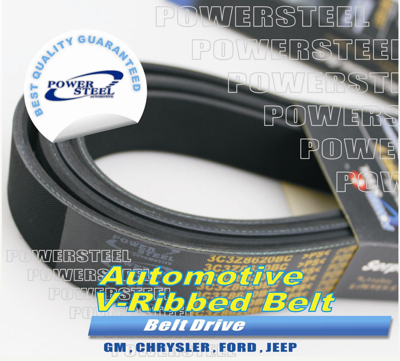 China Timing Belt For American Car And Model Rubber Gm