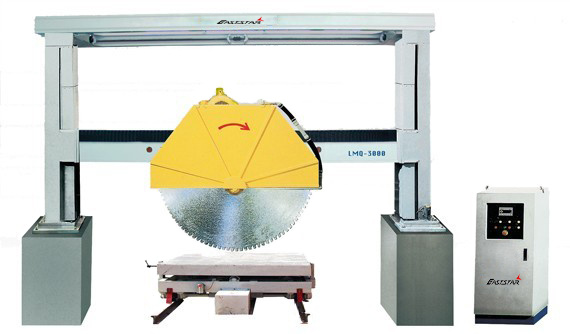 Gantry Block Cutter for Big Block Stone