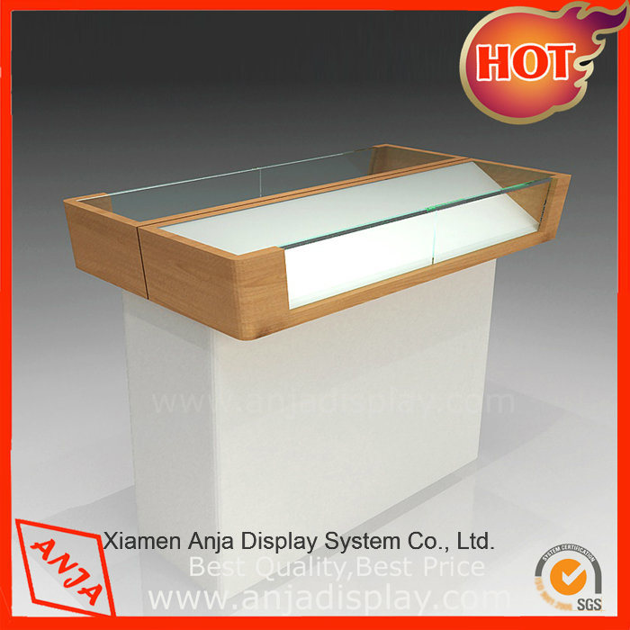 China Wholesale Clear White Modern Reception Counter Design For