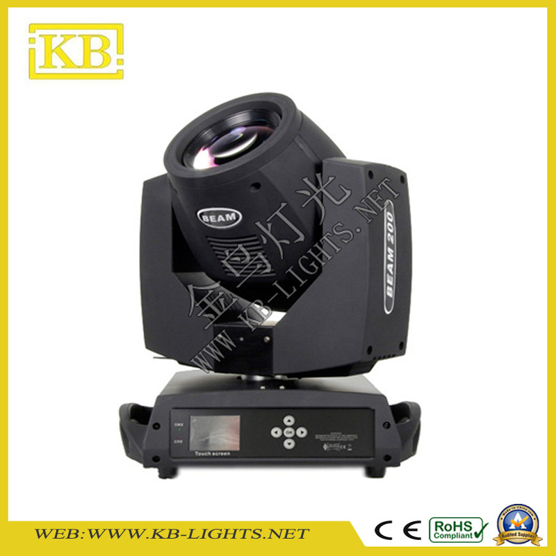 Professional Disco Light 240W Moving Head Beam Light
