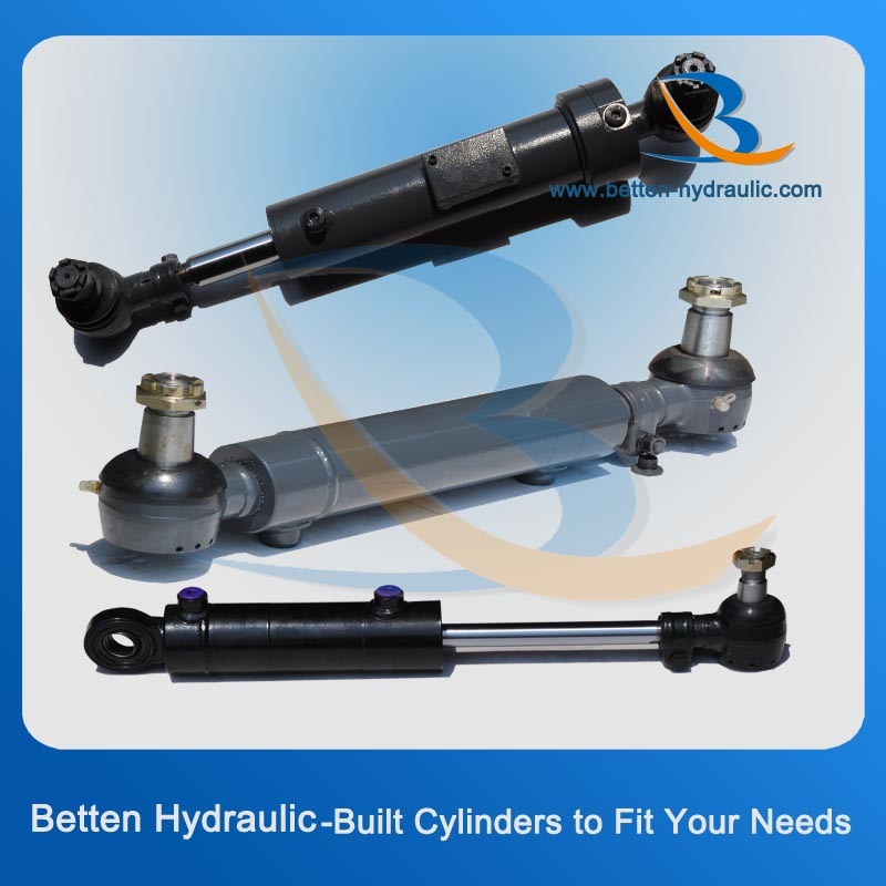 Hydraulic Actuator Steering Cylinder Manufacturer pictures & photos
