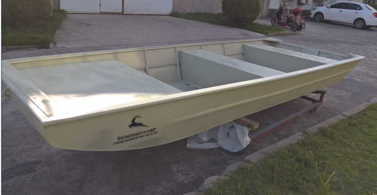 Hot Selling Best Price Aluminium Pontoon (P1-15)