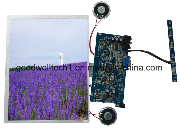 "10.4"" Industrial Touch TFT LCD Kit"