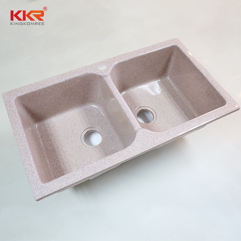 china mould made solid surface stone colored kitchen sink china rh kingkonree en made in china com dark color kitchen sinks