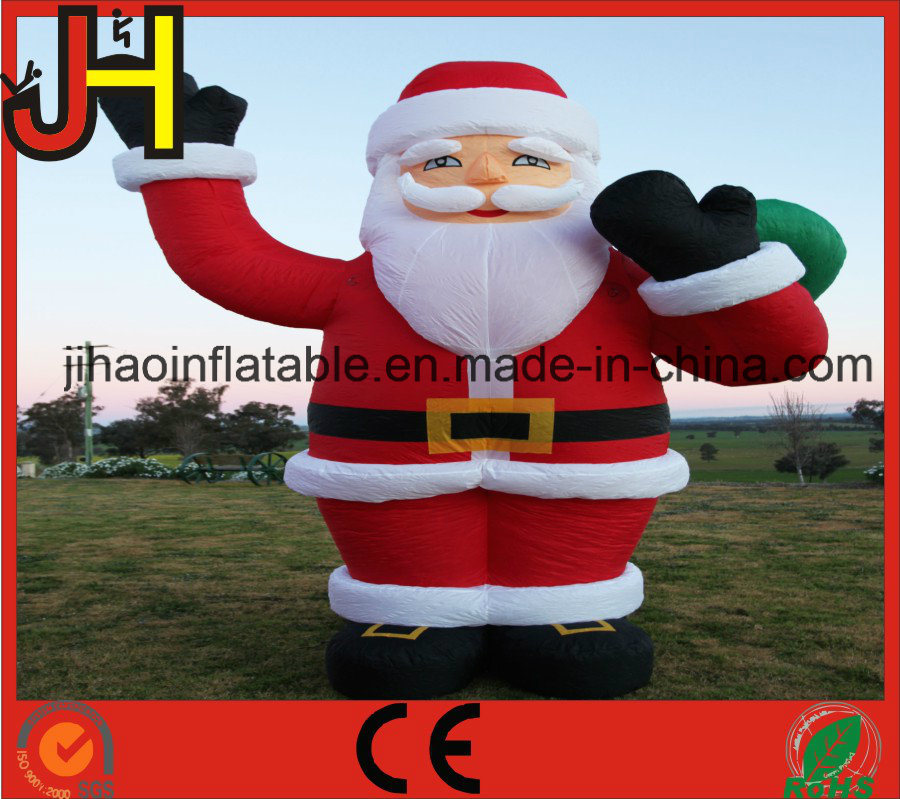 China inflatable christmas decoration giant
