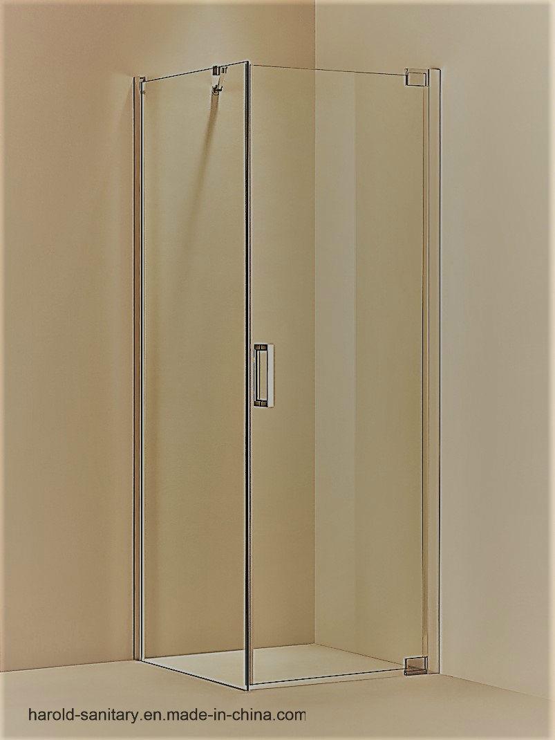 Hot Item Hr 011 Semi Frameless Shower Enclosure