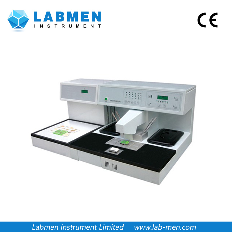 Tissue Embedding Machine for Tissue Spreading