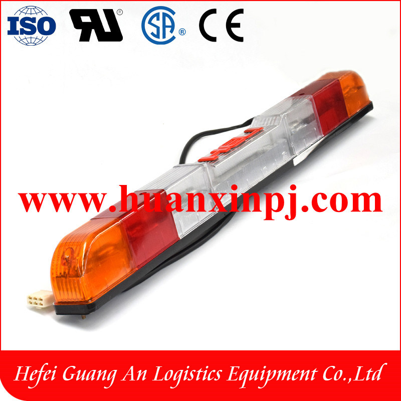 JAC Forklift Spare Parts LED Tail Light 12V 835*60mm