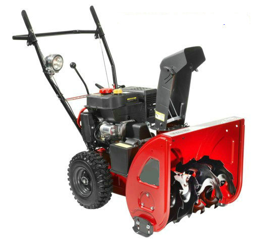 196cc Battery Start Gasoline Snow Blower pictures & photos