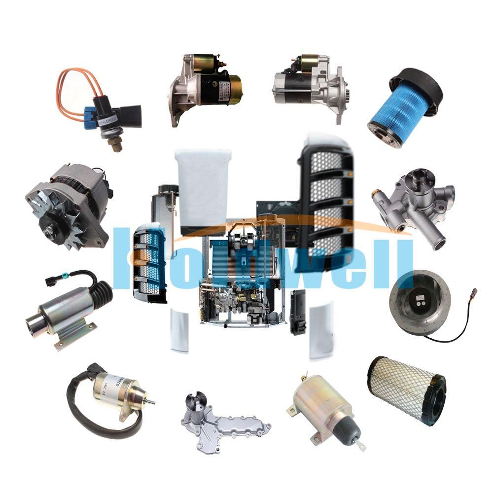 [Hot Item] Thermo King Yanmar Diesel Engine Spare Parts Tk235 Tk249 Tk270  Tk353 Tk370 Tk376V Tk366 Tk388 Tk395 Tk482 Tk486e/V for Cold Transport