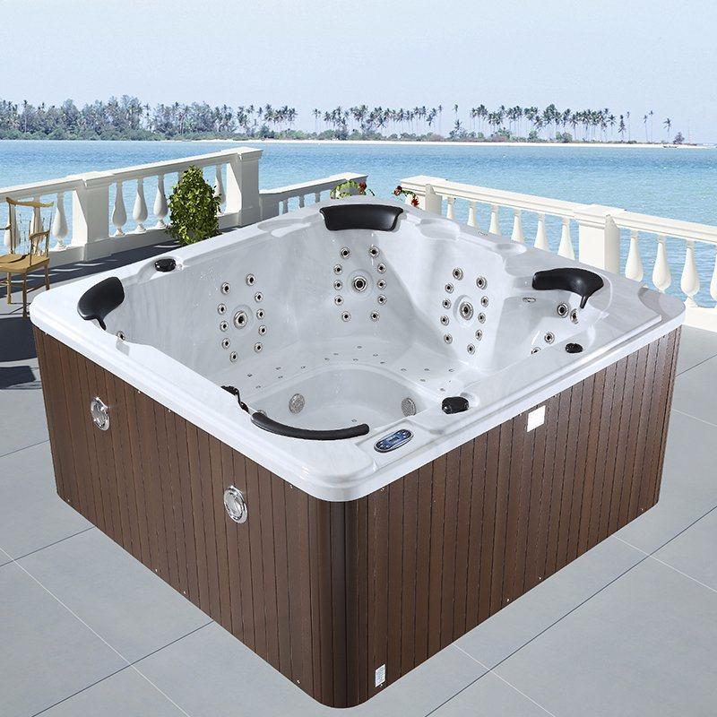 China Monalisa Outdoor Balboa Massage Whirlpool SPA (M-3321A ...
