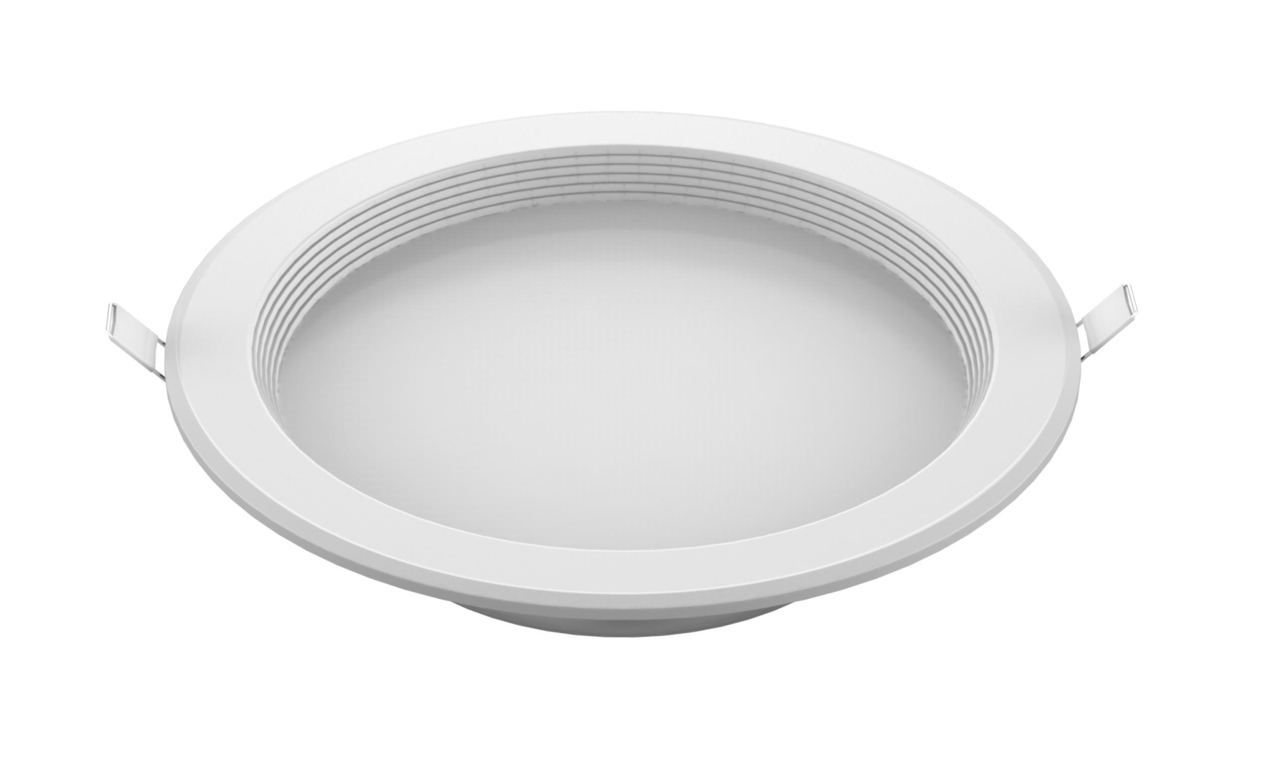 8 Inch 24W LED Downlight C-Tick SAA CE RoHS 3year Warranty
