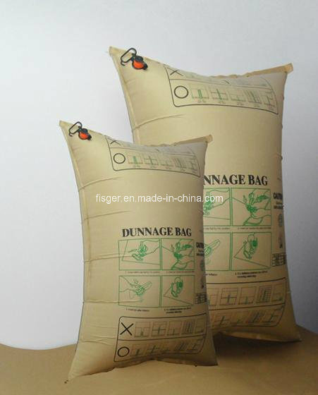 Air Cushion Packaging Dunnage Bag for Protecting Cargo Safety