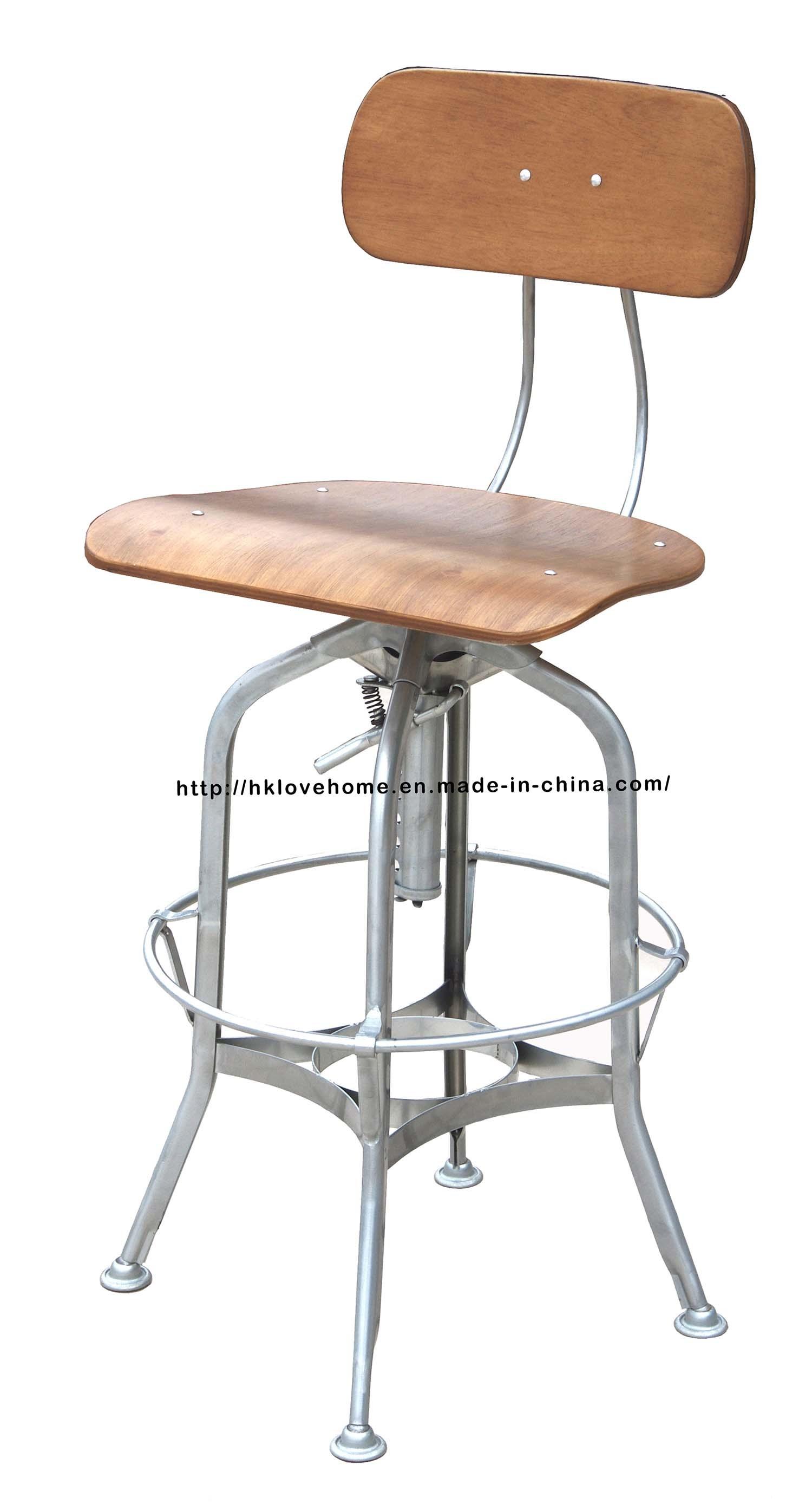 Pleasant Hot Item Replica Industrial Restaurant Furniture Dining Toledo Bar Stools Chairs Short Links Chair Design For Home Short Linksinfo