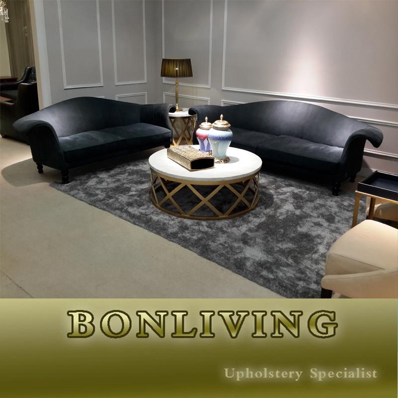 [Hot Item] Luxury Italian Style Living Room Modern Leather Sofa (B36) ! !