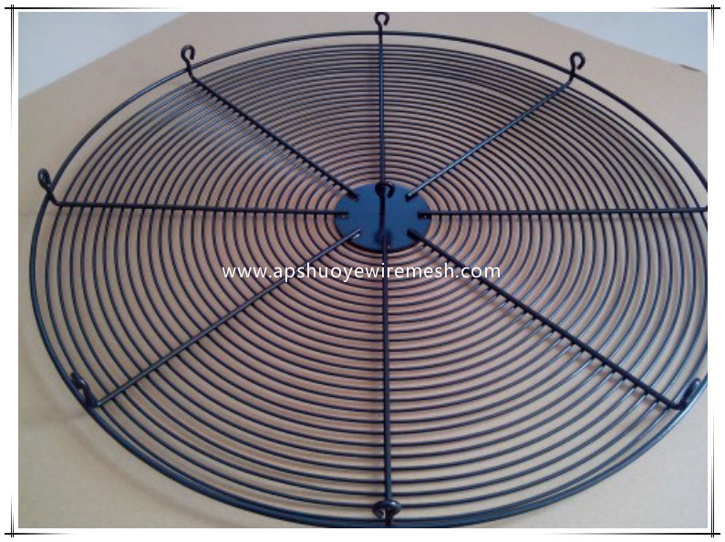 Protection Fan Guard for Ventilation/Metal Fan Guard/Motor Moint Fan Guard pictures & photos