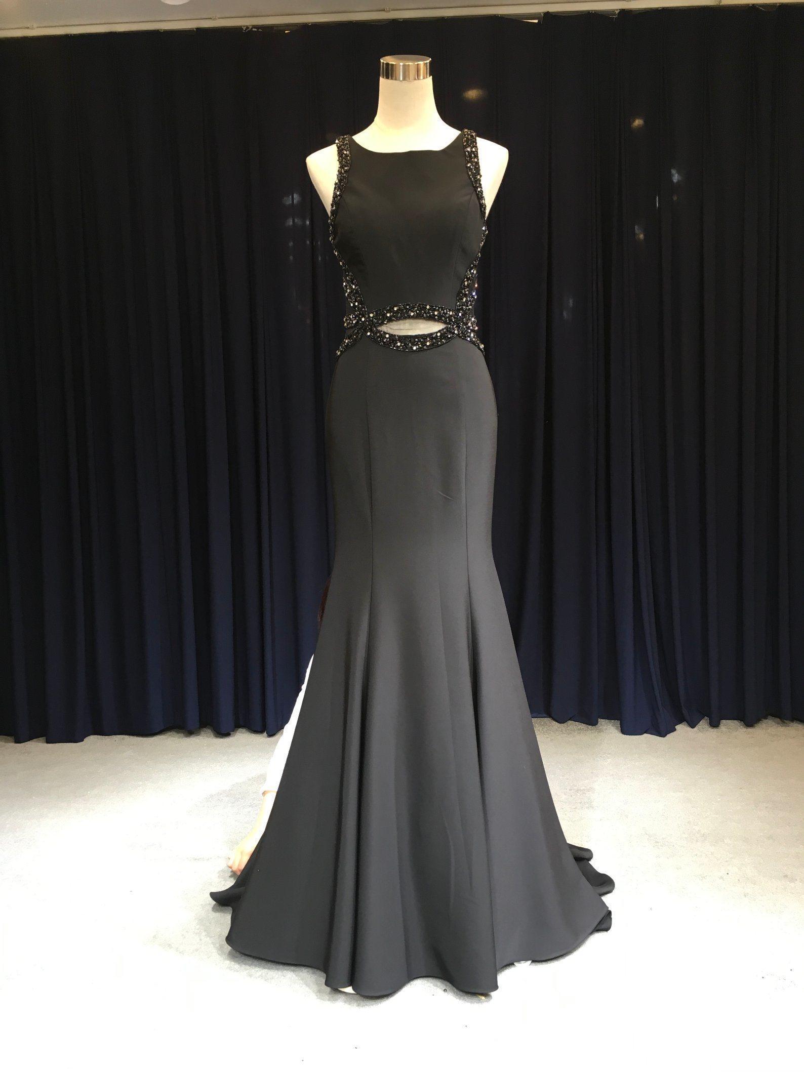 00045cebe27 China Aoliweiya Design Fashion Christmas Evening Dress 2019 - Black - China  Evening Dress
